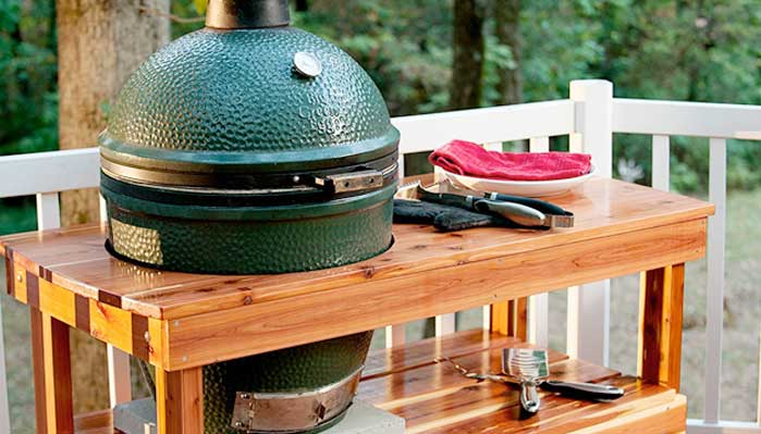 How Does the Big Green Egg Work