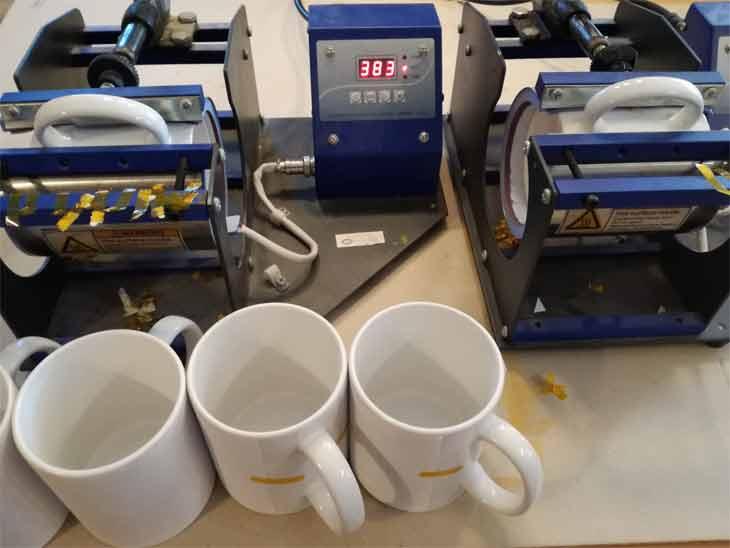 How to Make Custom Mugs