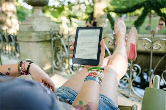 Enjoy reading the free eBooks