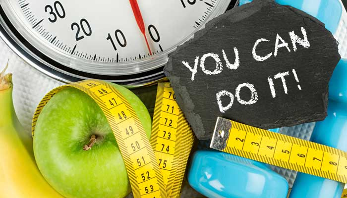 People gain unnecessary weight because of the following reasons