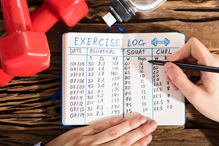 how much exercise a day to lose weight fast