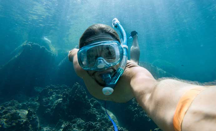 Difference Between Scuba Diving And Snorkeling