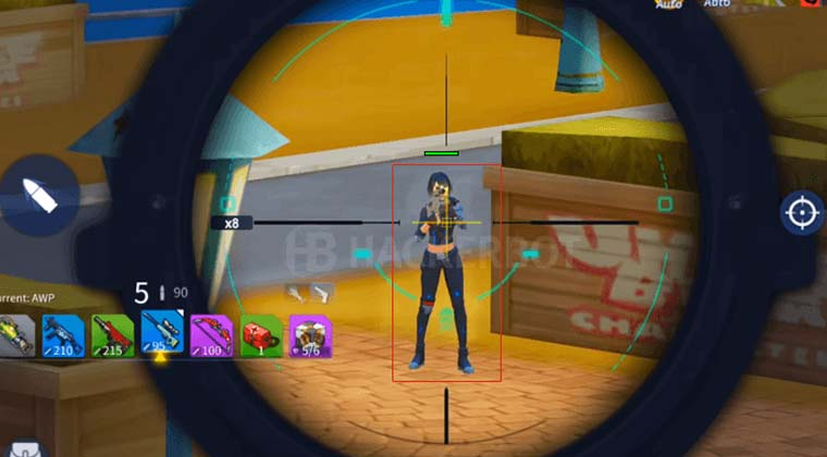 How to get Aimbot for Fortnite PC