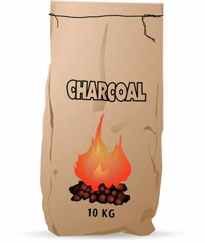 The benefit of charcoal bag