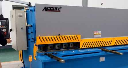 Accuracy Level Of CNC Hydraulic Machine