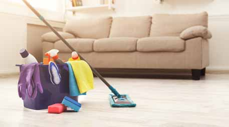 Hiring Cleaning Contractors