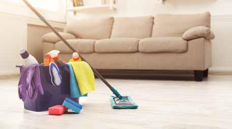 Hiring Cleaning Contractors