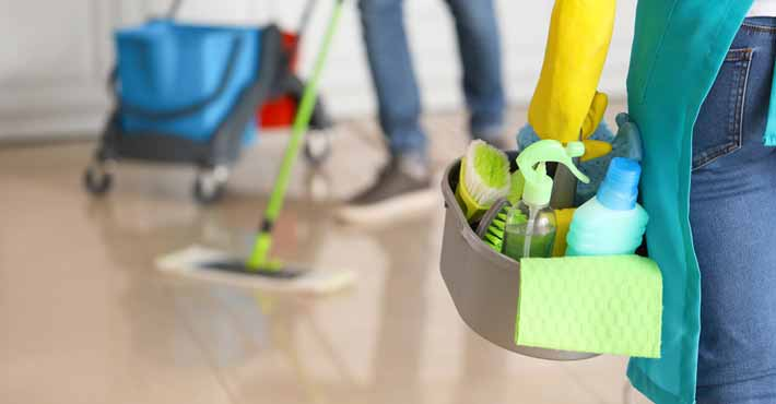 How To Find A Professional Home Cleaning Service