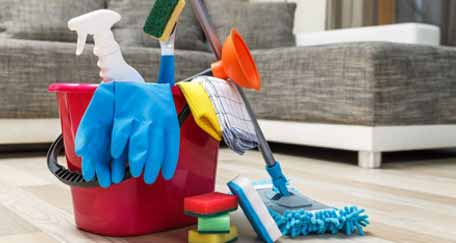 Hourly Rate to Clean Out A House