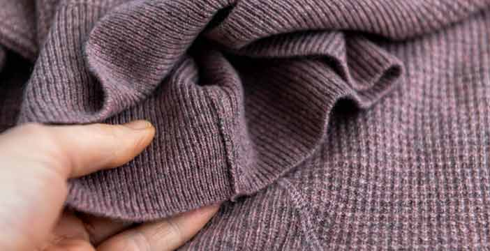 How to Add Knitted Ribbed Cuffs