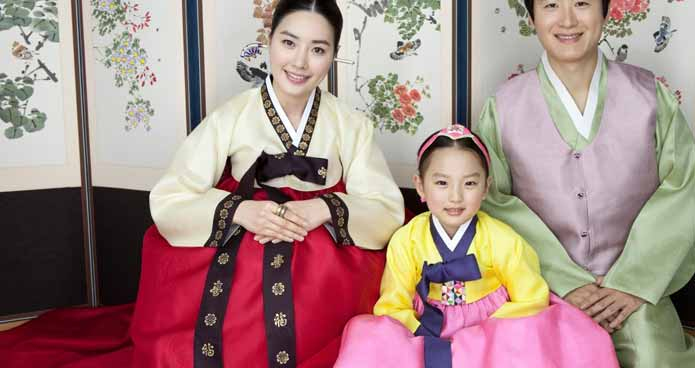 How To Wear A Hanbok