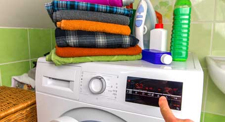 How To Save Money In The Laundry Works