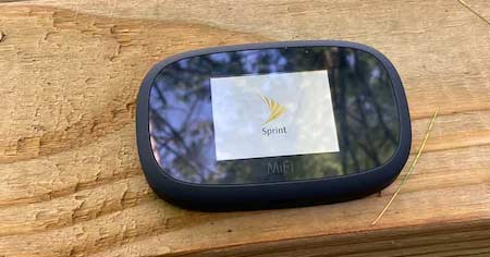 Pocket  Wi-Fi Among People