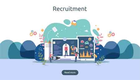 E-recruitment Methods
