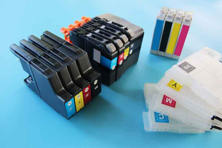 Ink cartridges are a must if you own a PC and printer