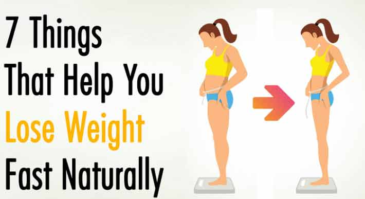 How to Lose Weight Naturally and Easily