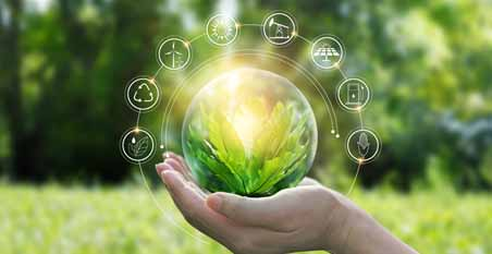 Green IT - Environmental Policies and Procedures which Improve Savings