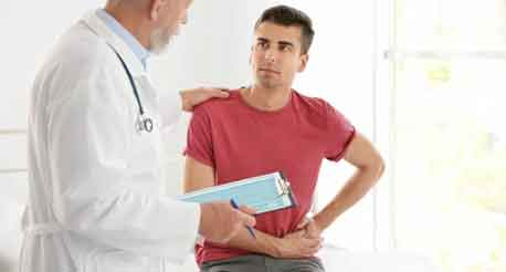 Urinary Obstruction as a Sign of Prostate Cancer