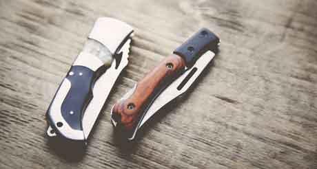 new pocket knife