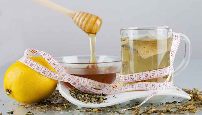 How to Lose Weight with Honey and Lemon